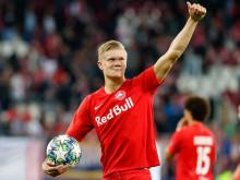 【サッカー】今季すでにハットトリック5回…19歳のザルツブルク新星FWホーランド「5人のガールフレンドと寝ている」