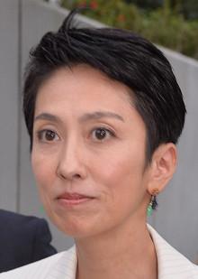 【追求】 立民 蓮舫代表代行 酷暑五輪 「当時の首相だった安倍晋三氏が説明責任を負っています」
