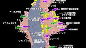 【図解】データで見るミャンマー内戦化の懸念 日本への親近感は「失望」へ変わるか...識者に聞く(4月8日)★2