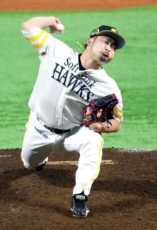 【野球】ソフトバンク森「本当に悔しいし申し訳ない」継投ノーノーあと1人で逃す