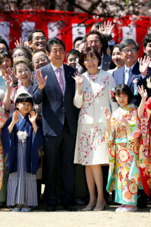【安倍首相】桜を見る会中止、鈴木宗男氏には「お騒がせして申し訳ない」 ※記者団の問いには答えず