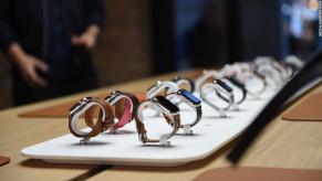 【腕時計】アップルウォッチ、スイス時計の販売数を上回る